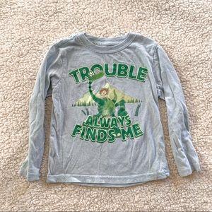 Good Dinosaur Toddler Shirt